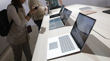 Deutschland-Start von Microsoft mit neuen Surface-Modellen
