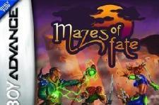 Mazes of Fate 2 coming to DS