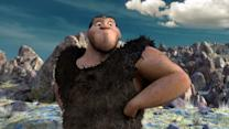 The Croods - Inside Look At Grug