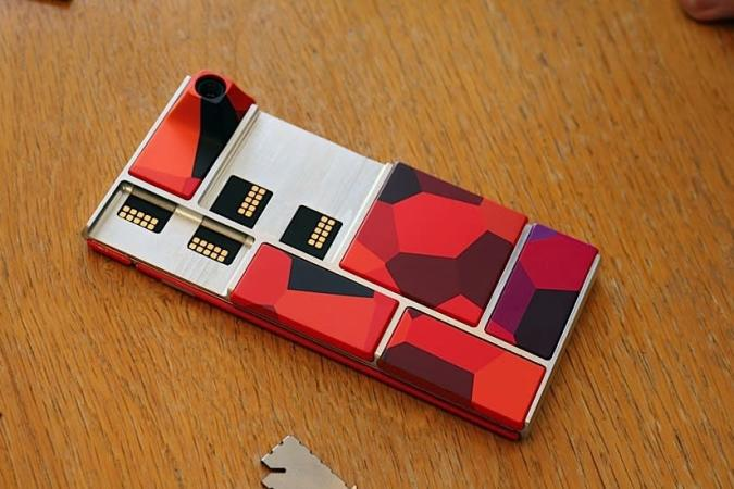 Five questions for the creator of Google's modular smartphone