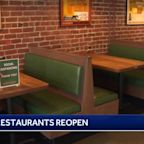 Sacramento County restaurants open for dine-in