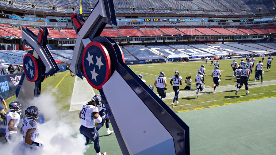 NFL's first virus outbreak is a jarring reminder
