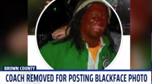 Teacher who wore blackface for Bob Marley Halloween costume may get fired