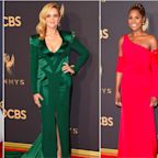 All The Best Looks From The Emmys Red Carpet