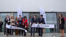 Tilray® Hosts Official Ribbon-Cutting Ceremony at European Union Campus for Medical Cannabis Production and Distribution