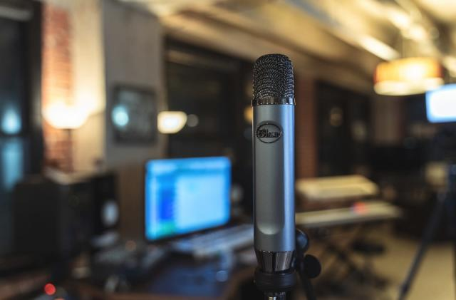 Blue's latest microphone gives streamers an XLR option