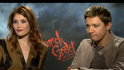 Jeremy Renner And Gemma Arterton Hunt Witches In 'Hansel And Gretel'