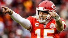 Patrick Mahomes: I feel the same, haven't bought anything since signing contract