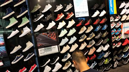 Foot Locker, durable goods — What to know Friday