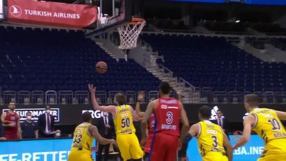 Basket - Euroligue (H) : Les temps forts de Berlin - CSKA Moscou