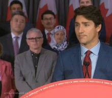 Campaigning Trudeau vows Canada assault rifle ban