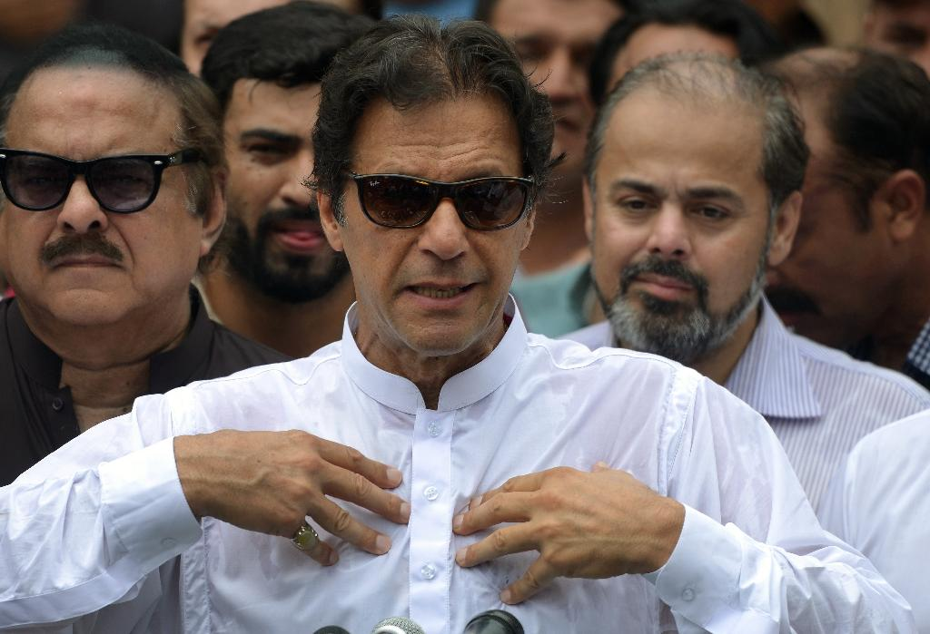Pakistan Prime Minister Imran Khan has called for 'better sense' to prevail in the tense Kashmir stand-off with India, which has rattled markets
