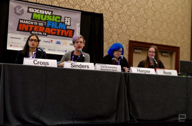 SXSW's online harassment summit was a peaceful look at an ugly problem