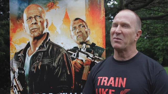 A Good Day To Die Hard -