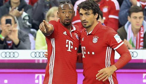 Bundesliga: FCB: Hummels und Boateng fliegen nach Madrid