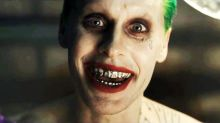"Jared Leto downplays ""bullshit"" about future as Joker"