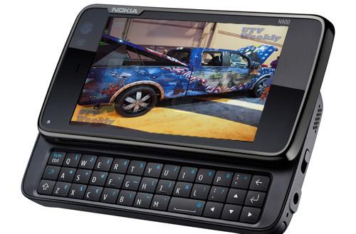 Nokia N900 now shipping in the land of Ford freedom trucks