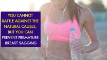 Premature Breast Sagging Is Common; Here's What You Can Do To Prevent It