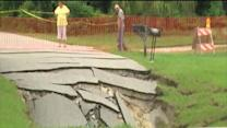 Contractors investigate possible sinkhole in Spring Hill; one home evacuated