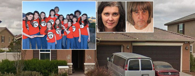 Neighbours break silence on 'house of horrors' family