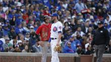Bryce Harper posts photo with Kris Bryant and Cubs fans are excited