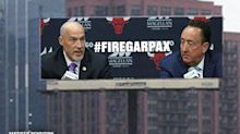 Bulls fans are trying to buy a billboard to promote the firing of the front office