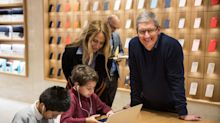 Apple could save the day for tech stocks and the market