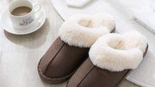 Kalte Füße? Wie wäre es dann mit kuschlig-weichen Hausschuhen?