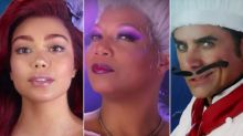 Meet Ariel, Prince Eric, Ursula, and more of The Little Mermaid Live! cast in new video