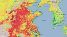 Satellites picture methane across the globe