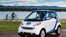 Here's what happened when car2go ditched the Smart car in Denver