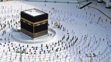 A La Mecque, la perspective d'un pèlerinage plus écologique