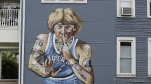 Larry Bird and mural artist reach compromise: One tattoo gets to stay