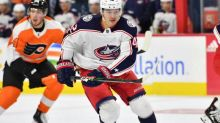 Hockey - NHL - NHL : pour Alexandre Texier, «ça va être physique» contre Toronto