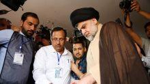 Iraq's Sadr announces alliance with pro-Iranian Ameri