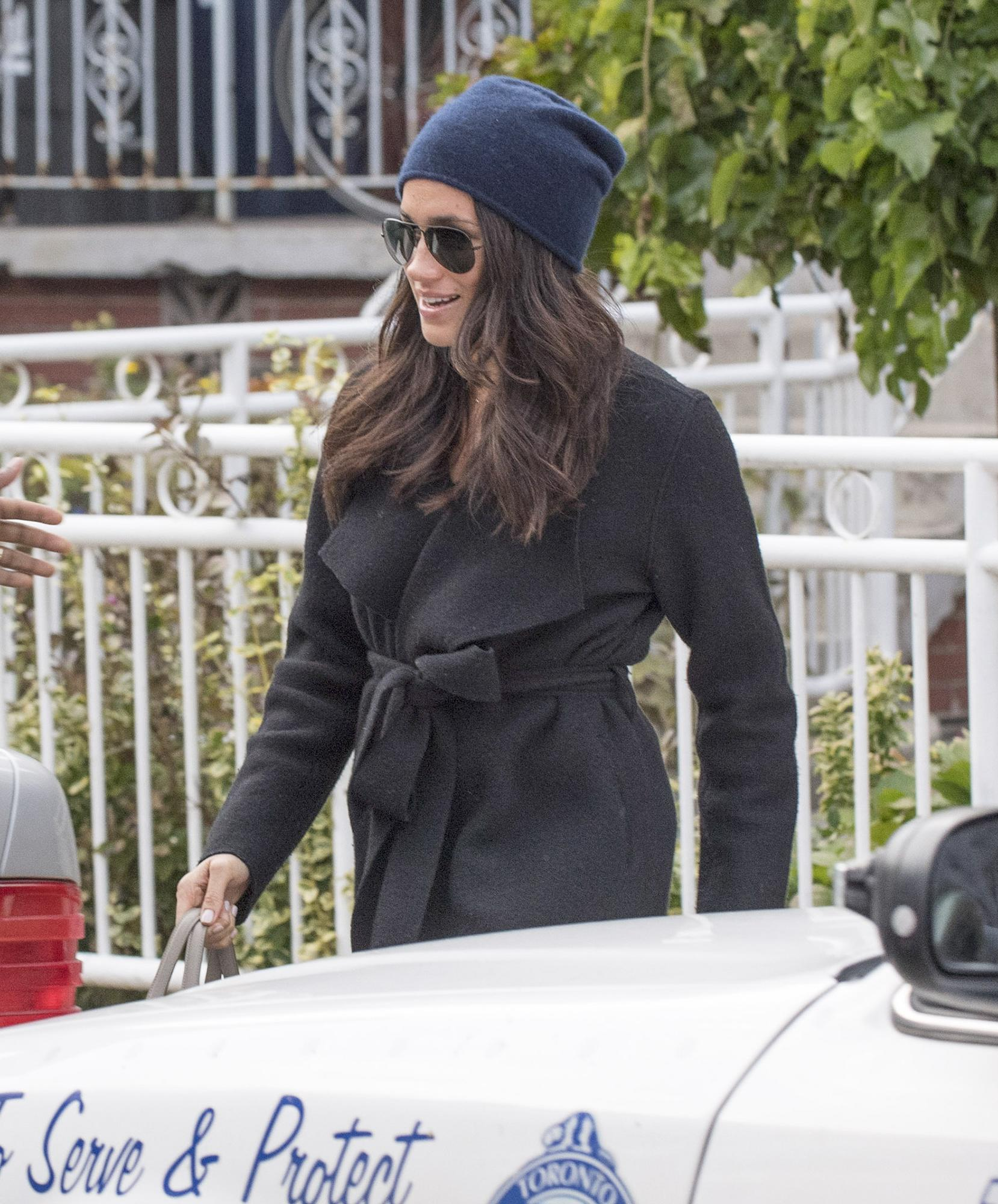 Meghan Markle Steps Out For First Time Since Prince Harry