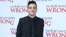 Rami Malek sufrió un accidente de tráfico por culpa de su fama