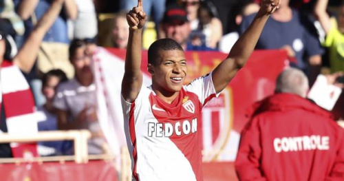 Foot - L1 - Monaco renverse Toulouse et met la pression sur le PSG