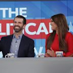 Donald Trump Jr. Booed Off Stage During Book Tour by…Angry Trump Supporters