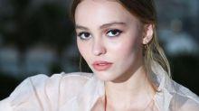 超大膽嘗試!18 歲 Lily Rose Depp 半裸出鏡:我已準備好變得更性感!