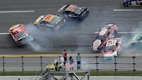 Mother Nature to blame for Talladega controversy