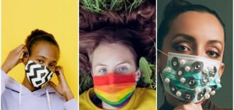 How Face Masks Became A Powerful Symbol Of Expression In Dark Times