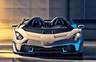 LAMBORGHINI推出性能極致的客制化V12合法道路版賽車SC20,最大馬力達770匹