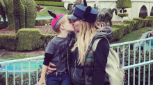Hilary Duff Blasts Instagram Trolls Who Suggest Kiss Photo With 4-Year-Old Son Was Sexual