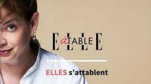 Elles s'attablent : le podcast culinaire de ELLE à Table reçoit Ariane Grumbach, diététicienne et gourmande