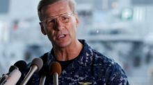 U.S. Navy to relieve admiral of command after collisions - WSJ