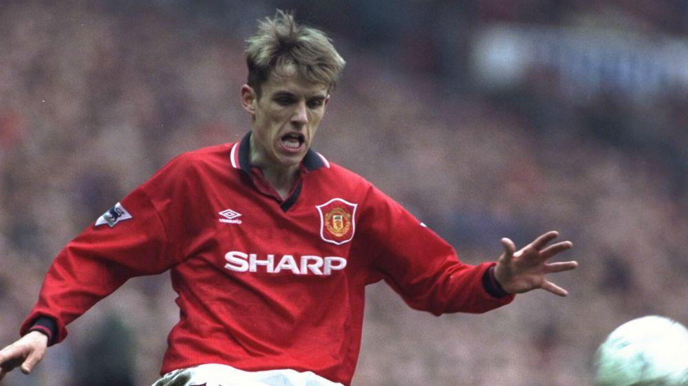 Neville: ManUnited-Erfolg Schuld an Three-Lions-Misere