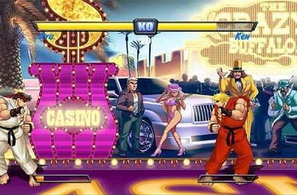 Game designer talks rebalancing Street Fighter 2 HD