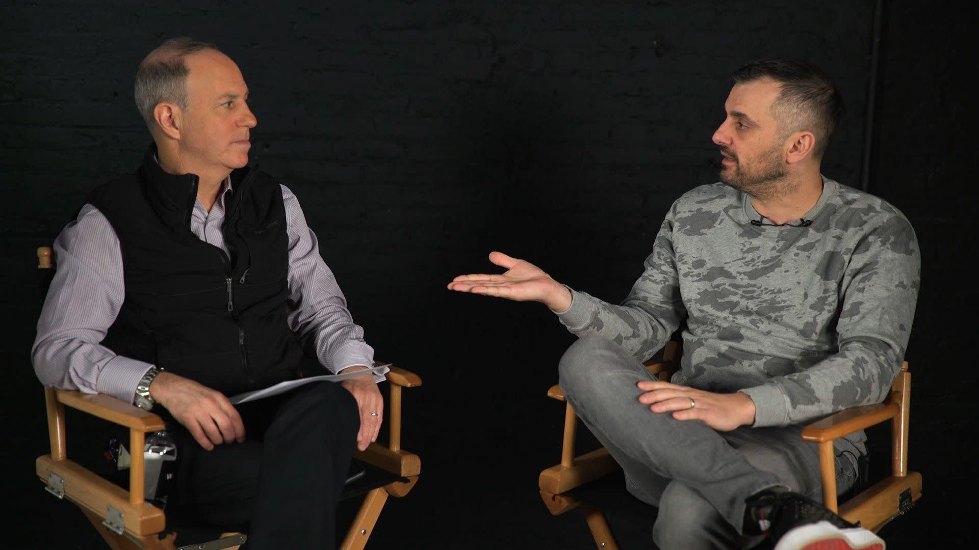 Influencers Transcript: Gary Vaynerchuk, April 11, 2019