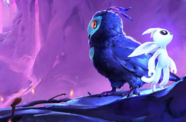 'Ori and the Will of the Wisps' is available today on Switch